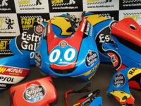 Replicamos el diseño de motos competición