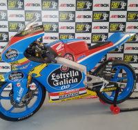 Puesta a punto de motos de competición